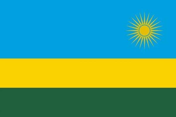 Filming in Rwanda